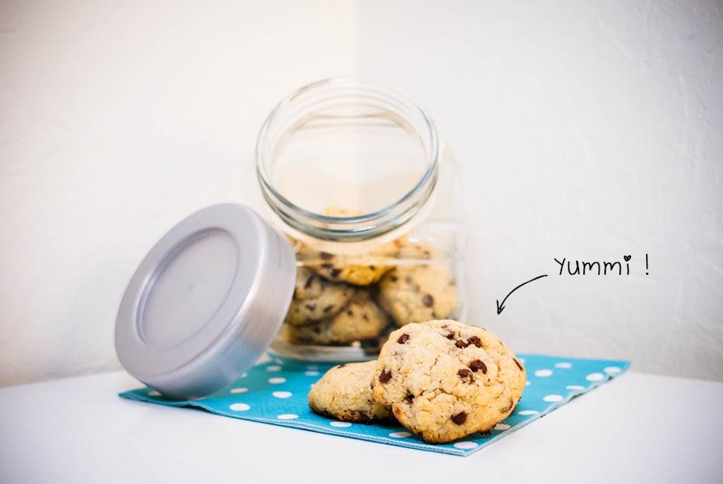 J'ai testé…. la préparation pour cookies Marlette