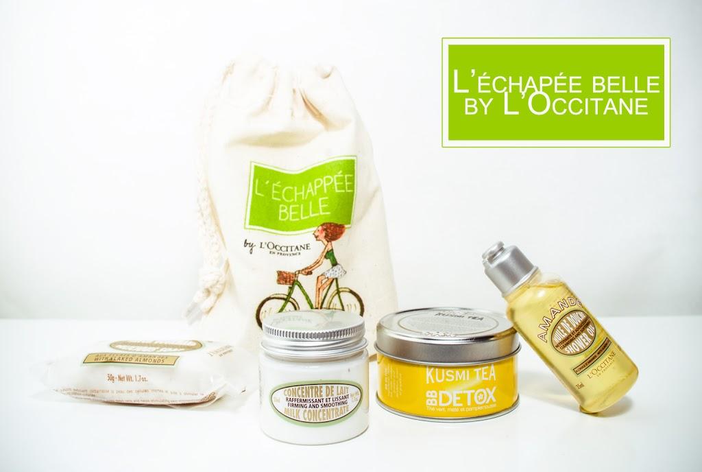 L'échappée belle by l'Occitane & Kusmi tea & My Little Box