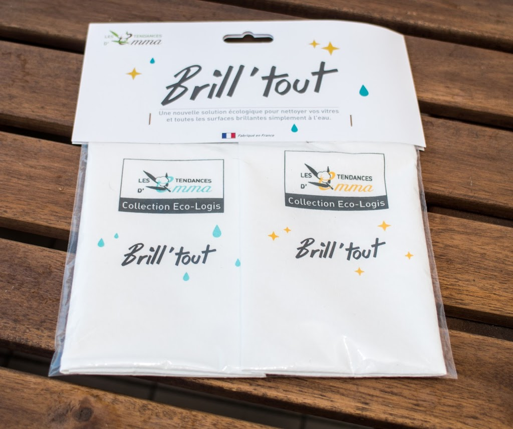J'ai testé le Kit Brill'Tout