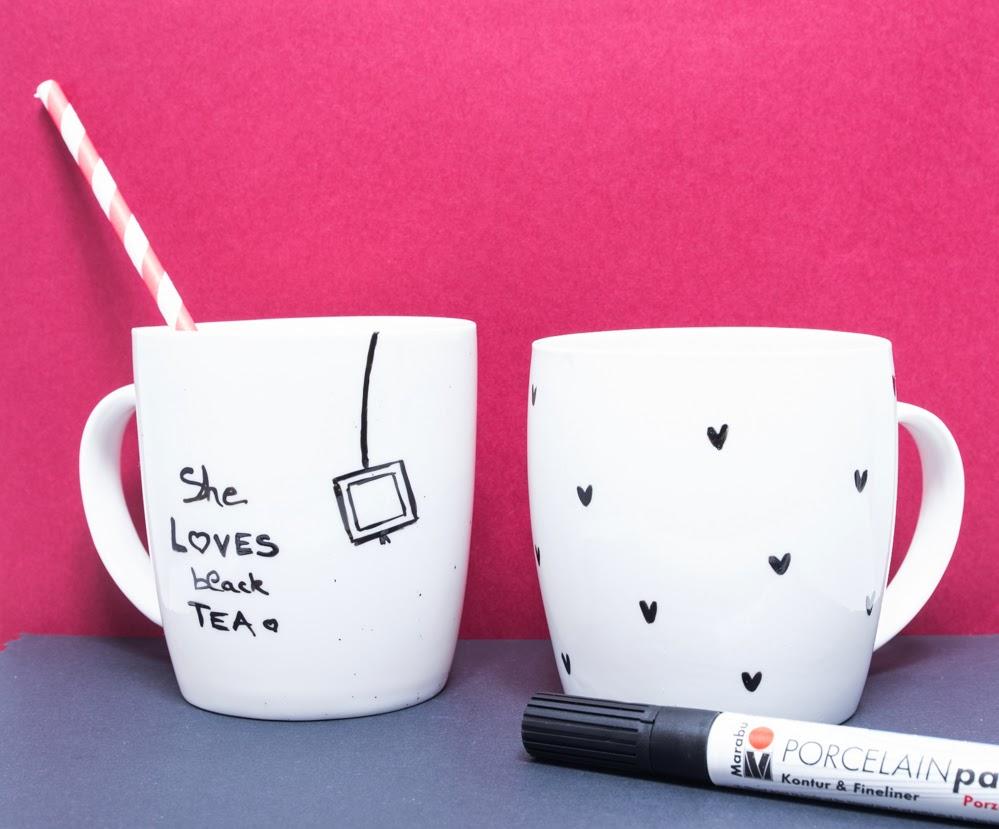 DIY de l'hiver #3 : mes p'tits mugs