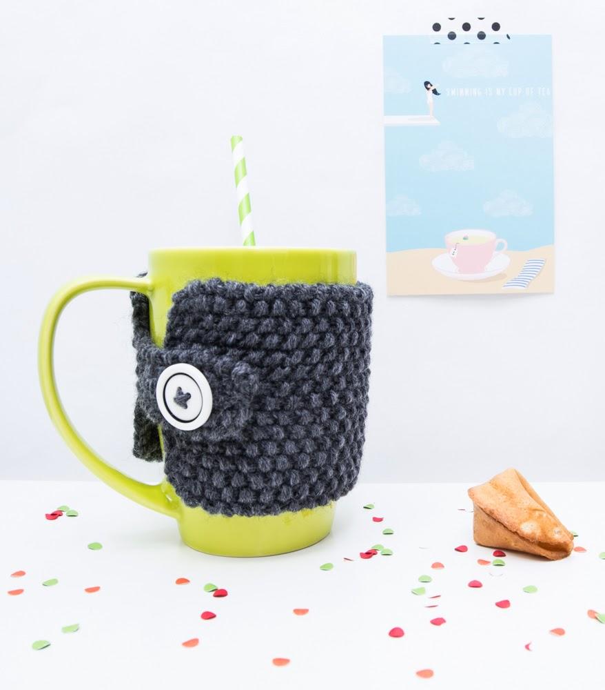 DIY de l'hiver #5 : le cosy mug