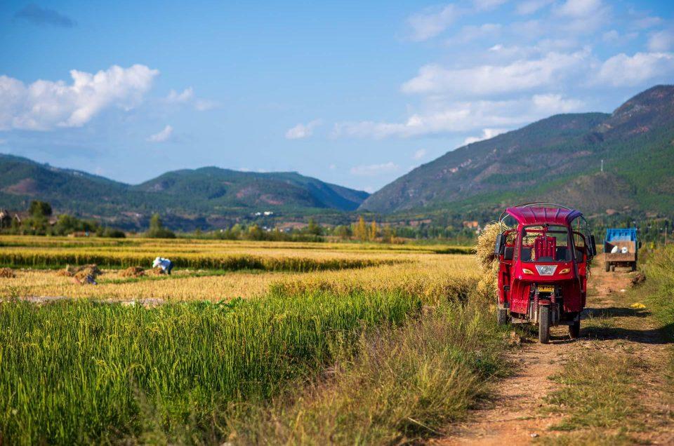 Yunnan : Dali et Shaxi pendant la Golden Week