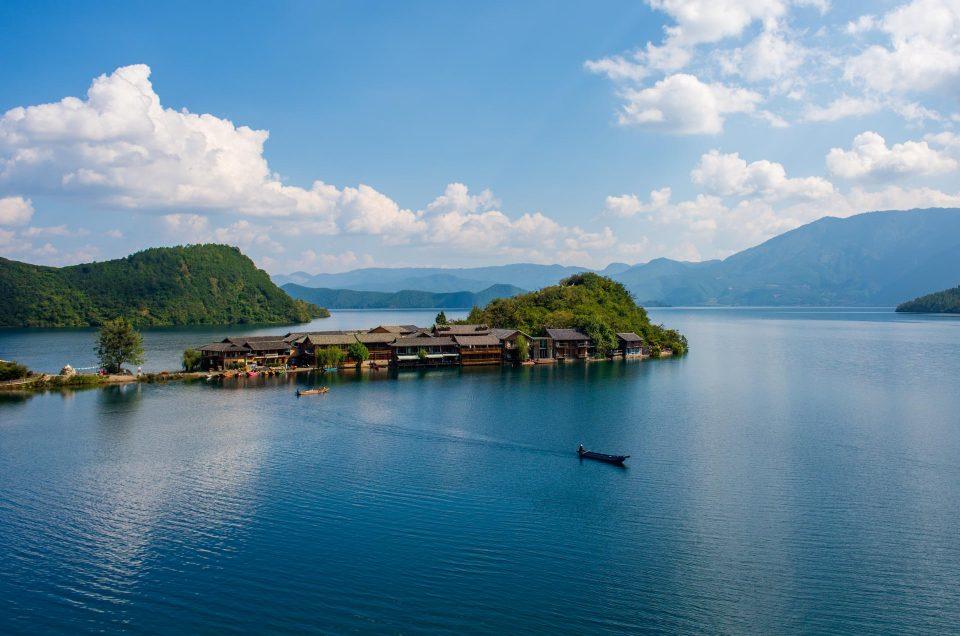 Yunnan : La beauté du lac Lugu