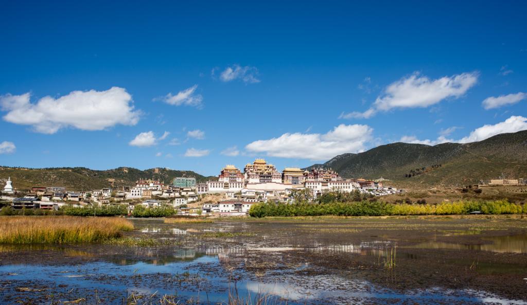 Monastère Songzanlin Shangri-La