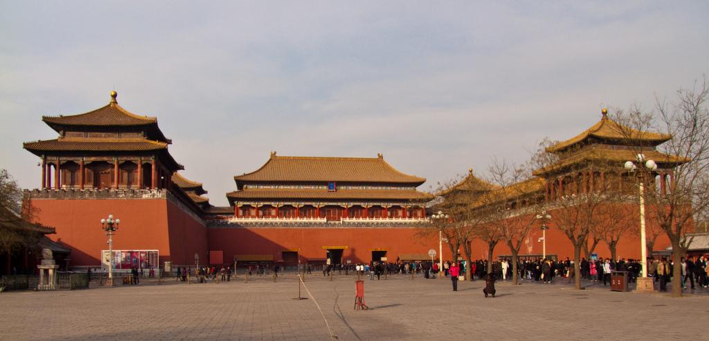 Cité interdite - Beijing