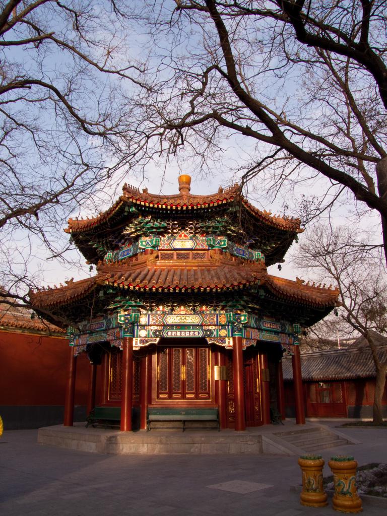 Lama's Temple - Beijing