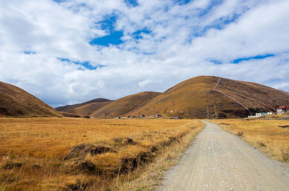 Sichuan : Tagong, un air de Tibet