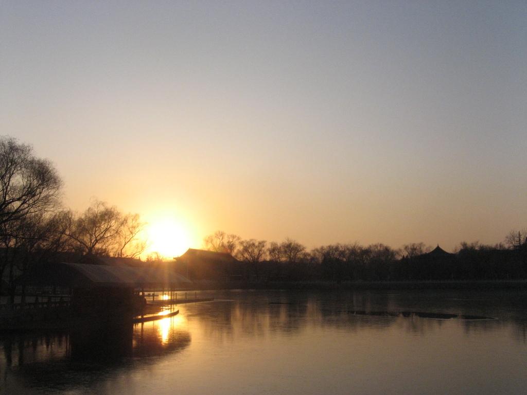 Beihai Park - Beijing