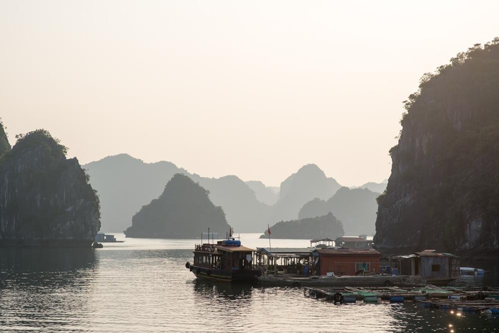 Cat Ba : notre découverte de la Baie d'Halong