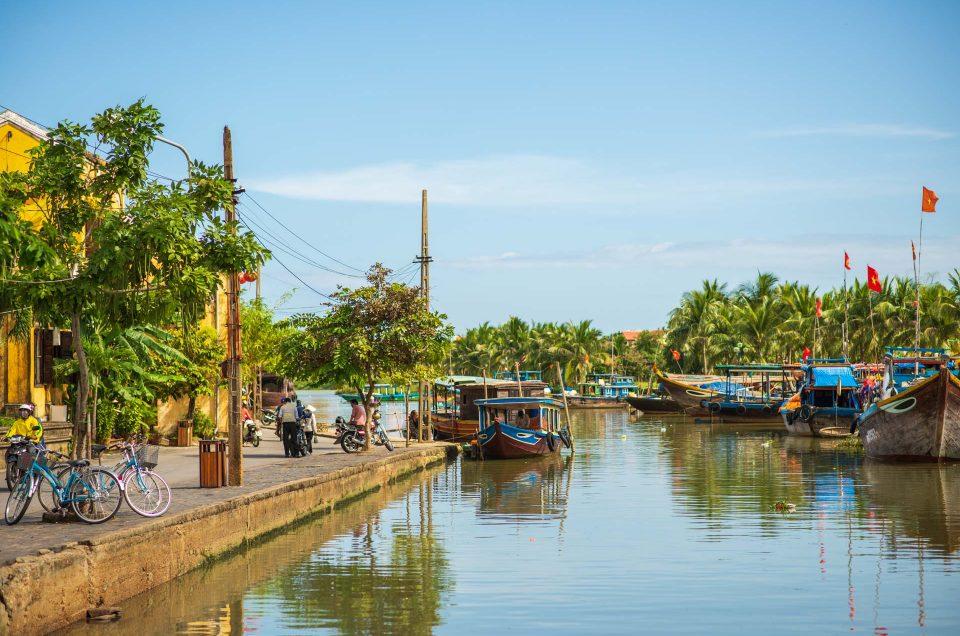 Centre Vietnam : Hué & Hoi An