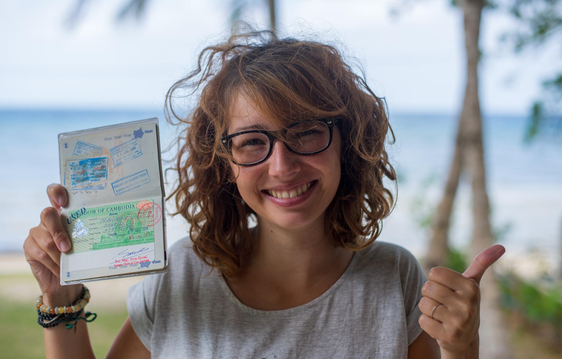 Faire son visa cambodgien à la frontière avec le Vietnam