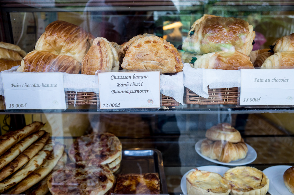 Boulangerie française - Hué