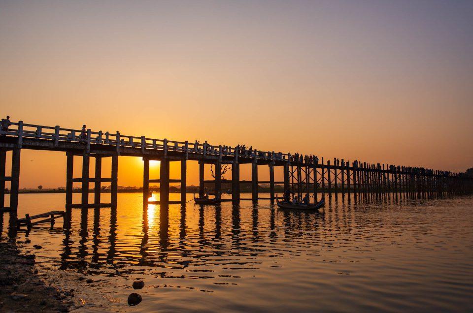 Birmanie : Les alentours de Mandalay