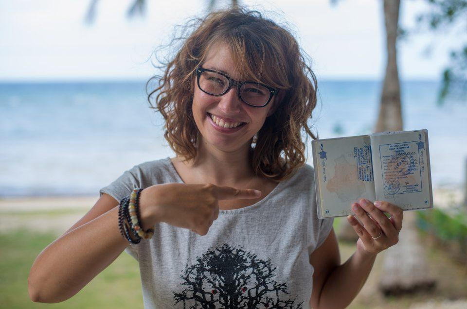 Faire son visa pour la Birmanie à Bangkok