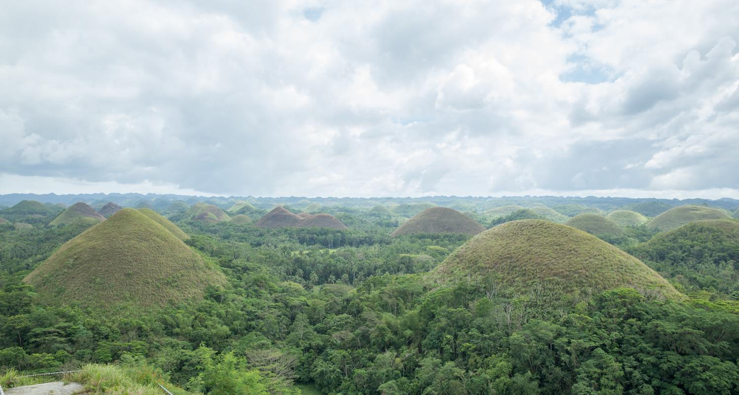 Philippines : 24h à Bohol