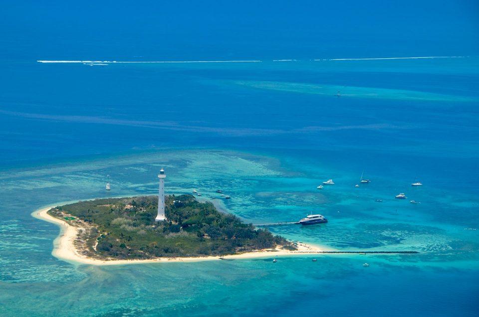 Nouvelle Calédonie : L'îlot du Phare Amédée