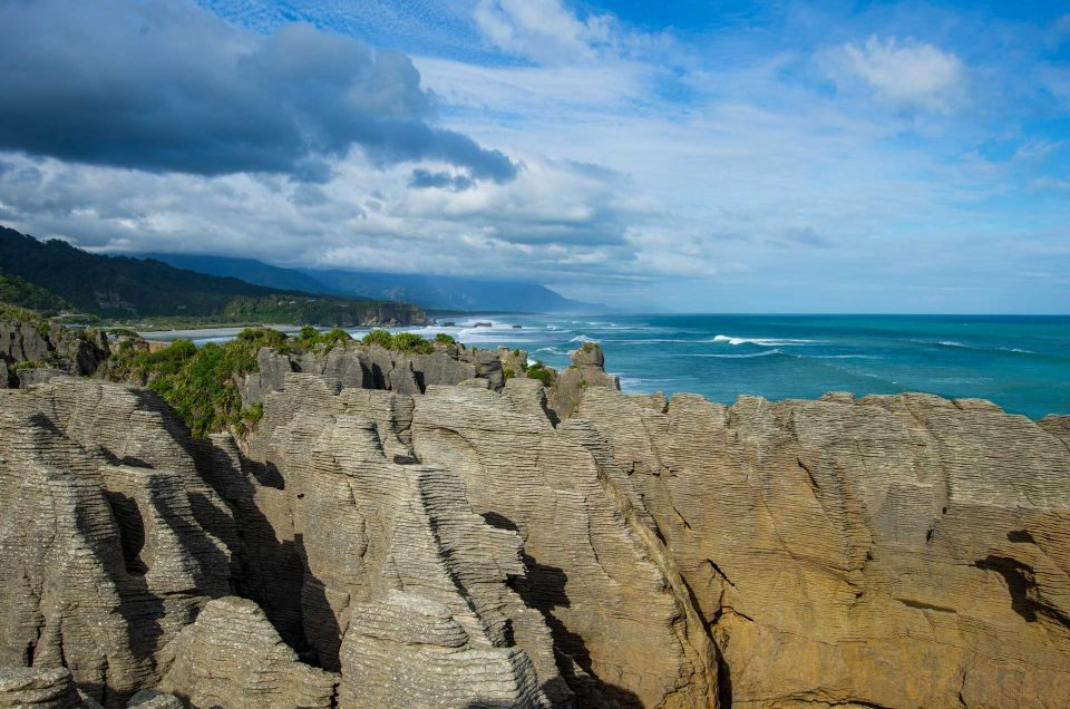 Nouvelle Zélande #3 : West Coast & Pancake Rocks