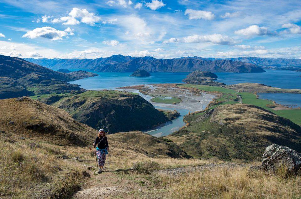 Nouvelle-Zélande #6 : Randonnées à Wanaka