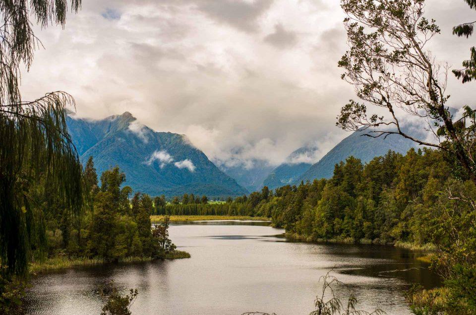 Nouvelle-Zélande #4 : Glacier Franz Josef et Lac Matheson