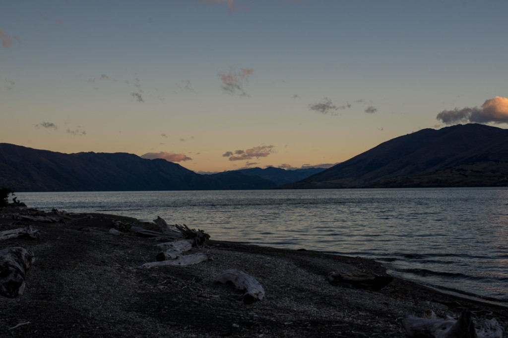 Sunset Wanka