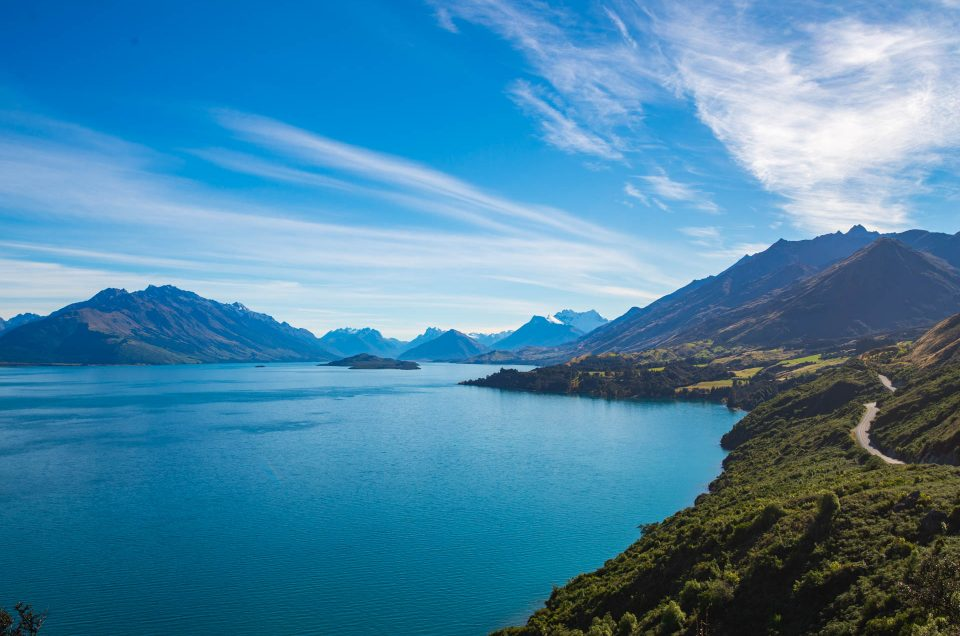 Nouvelle Zélande #7 : Queenstown & Glenorchy