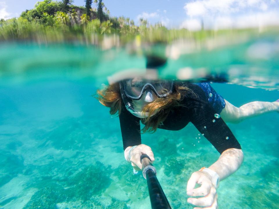 Snorkeling Jokin Lifou