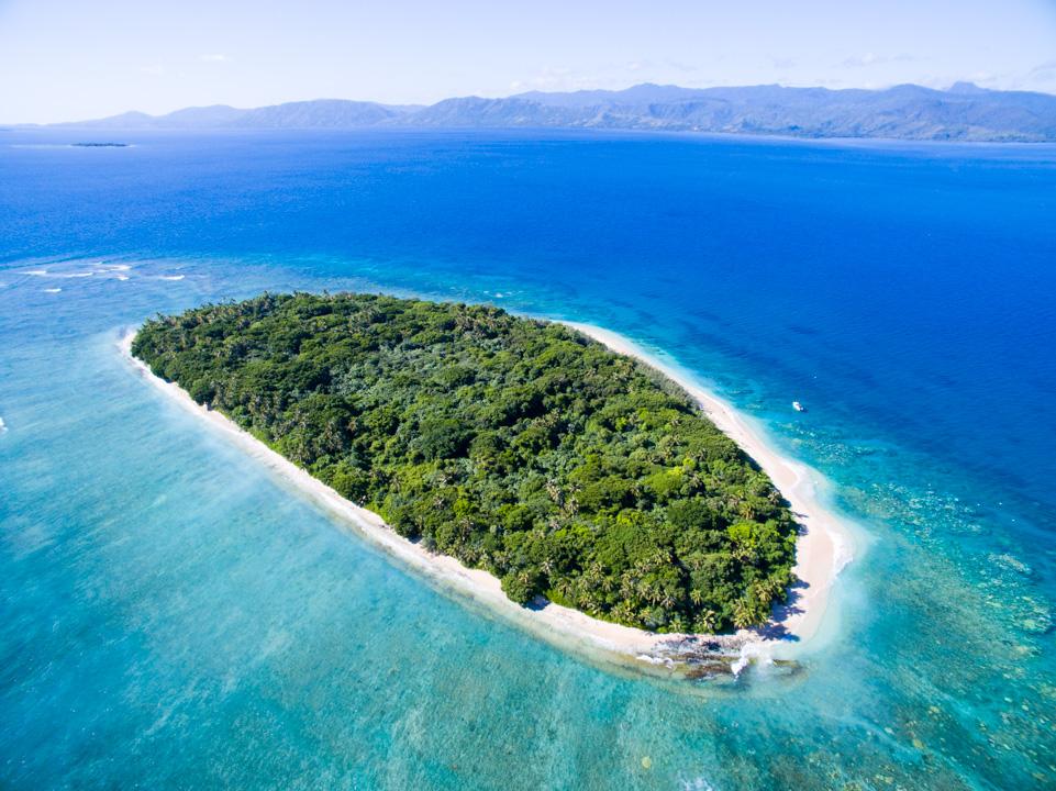 Hienghène - îlot Hienga