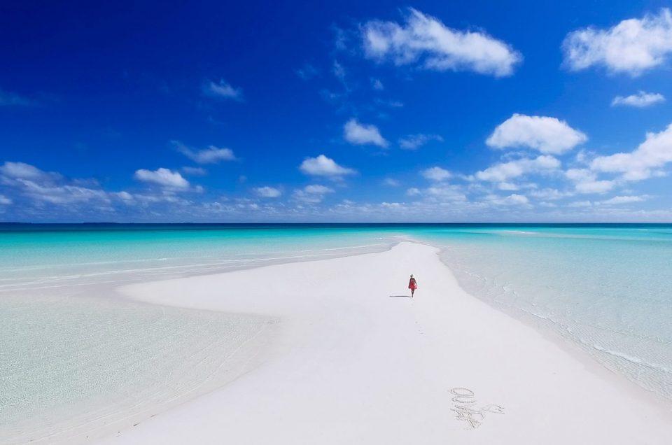 Ouvéa, l'île la plus proche du paradis