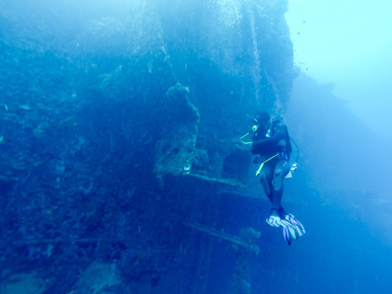 Plongée Santo Vanuatu