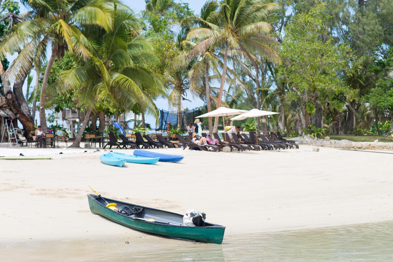 Vanuatu Port Vila Erakor island Resort