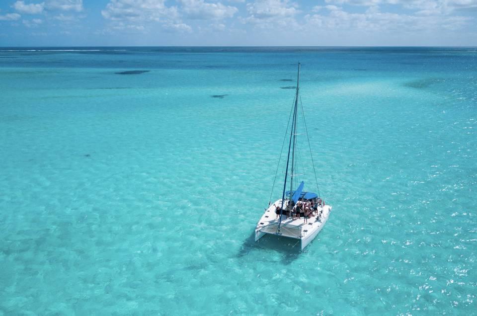 Nouvelle-Calédonie : Organiser son week-end Catamaran