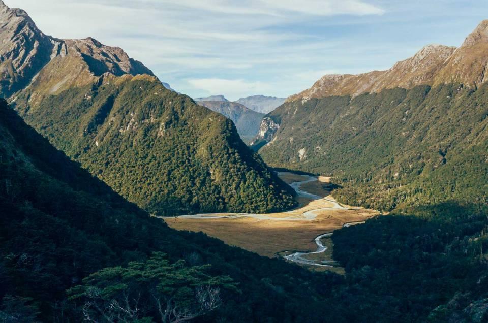NZ : compte rendu sur la Routeburn Track