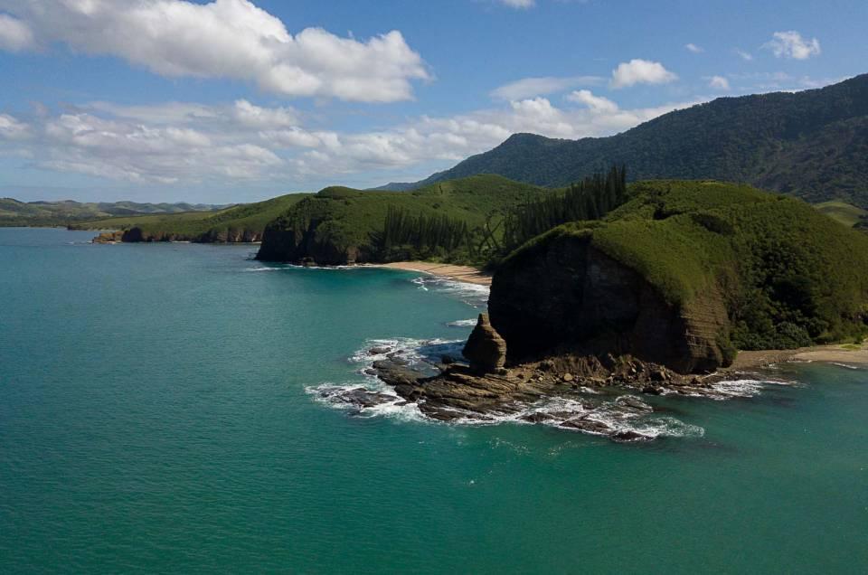Randonnée : Le Sentier des 3 baies à Poé