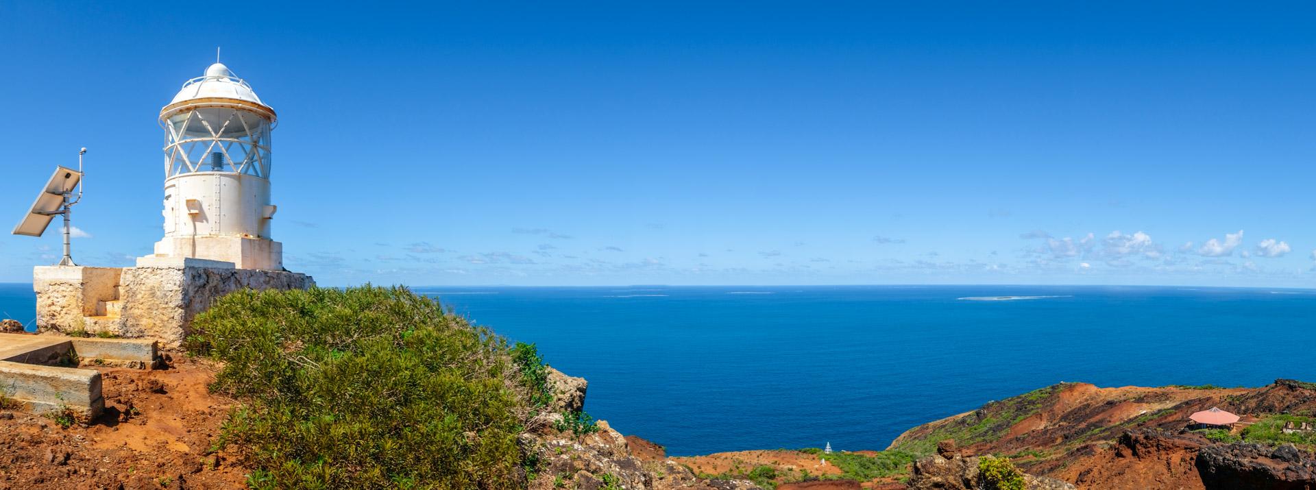 Phare Cap N'Dua Nouvelle-Calédonie