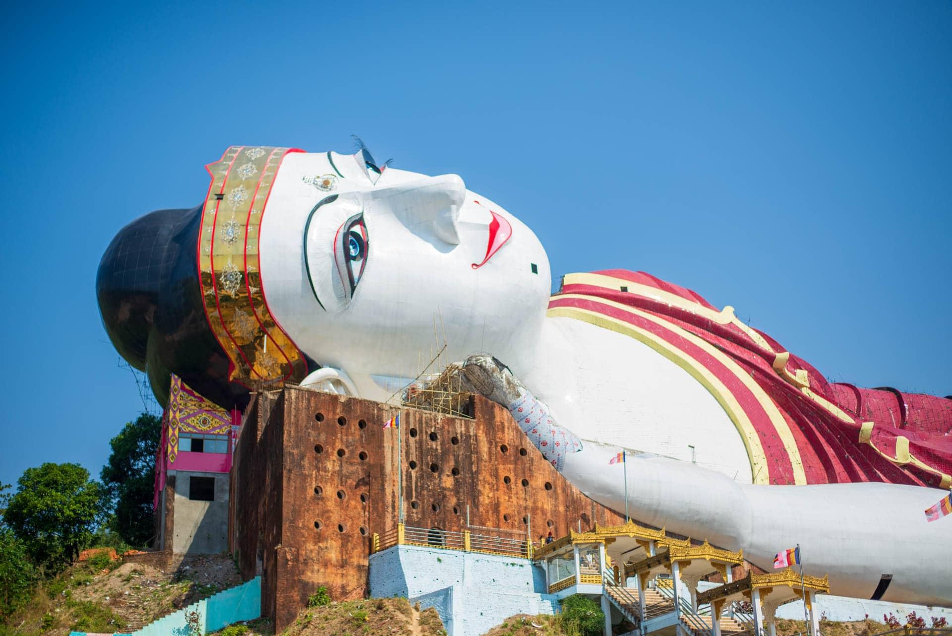 Mawlamyine Bouddha