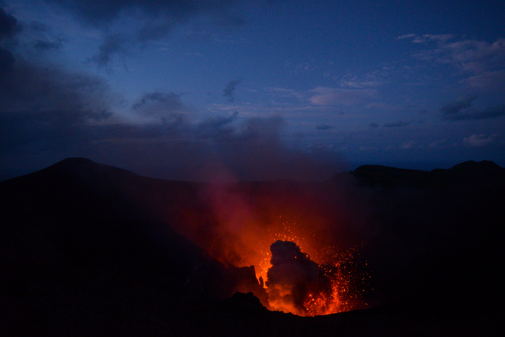 Vanuatu Volcan Tanna